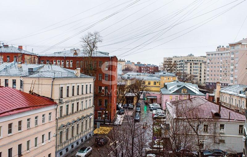 Продажа квартиры, Колобовский 1-й пер, 14