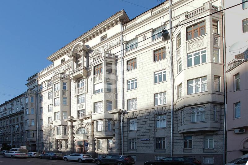 Продажа квартиры, Поварская ул, 20
