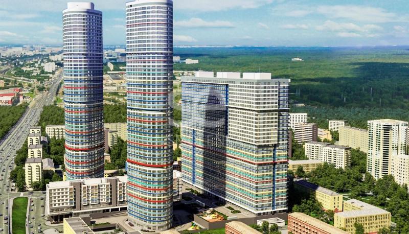 Продажа квартиры, ЖК Триколор, Ростокинская ул, 2к1