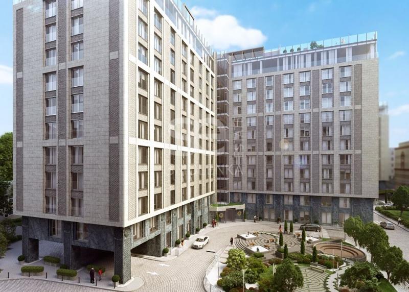 Продажа апартаментов, ЖК Сады Пекина, Садовая Б. ул, 5 с.1