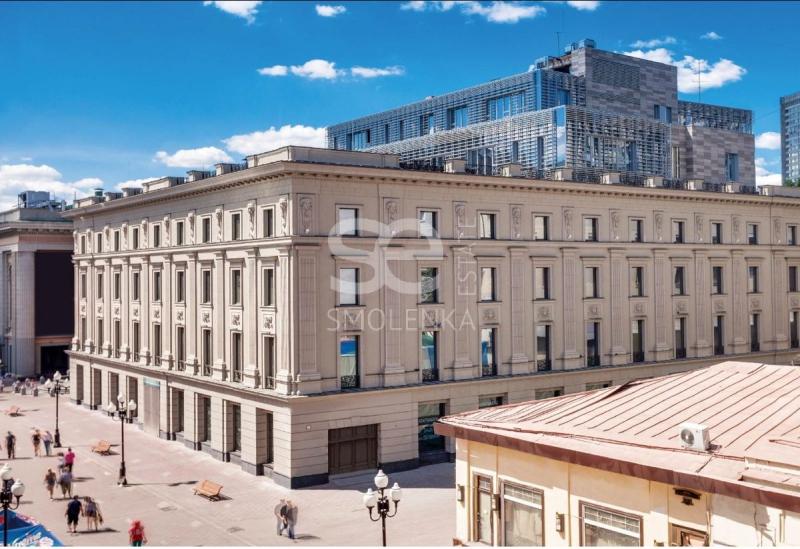 Продажа квартиры, ЖК Turandot Residences (Турандот Резиденсес), Арбат ул, 24