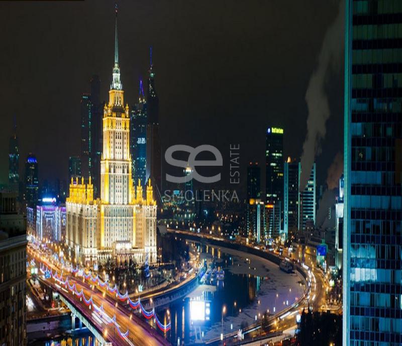 Продажа апартаментов, ЖК Звезды Арбата, Новый Арбат ул, 32