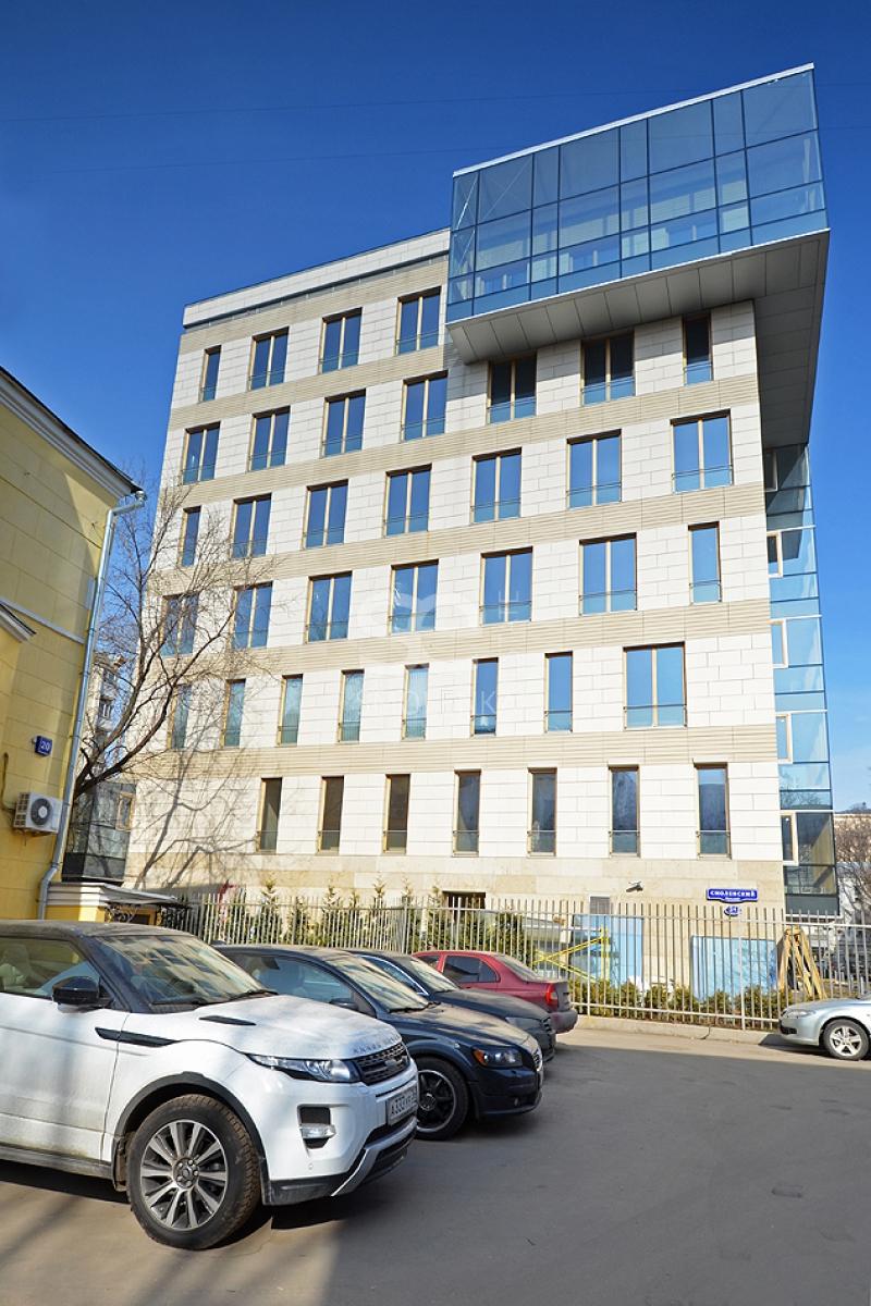 Продажа пентхауса, ЖК Смоленский бульвар 24, Смоленский б-р, 24 к.3