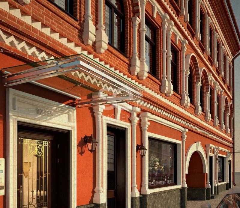 Продажа апартаментов, Бронная М. ул, 26 с.1