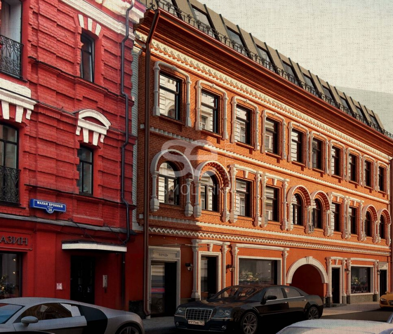 Продажа квартиры, Бронная М. ул, 26 с.1