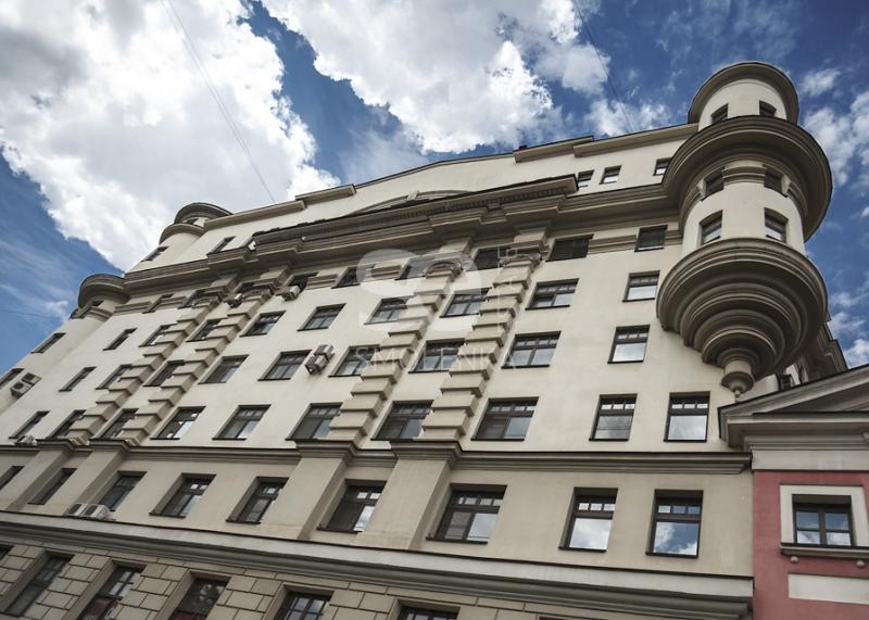 Продажа квартиры, ЖК Дипломат, Погорельский пер, 6