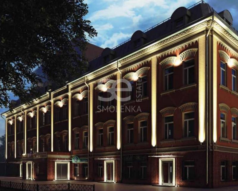 Продажа офиса, Летниковская ул, 4с5
