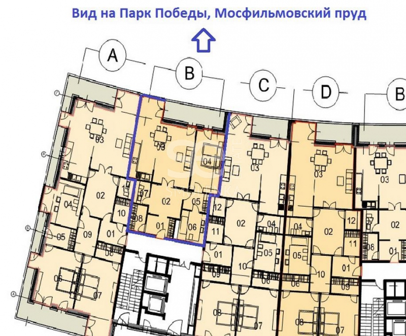 Продажа квартиры, ЖК Снегири Эко, Минская ул, 2г к.1