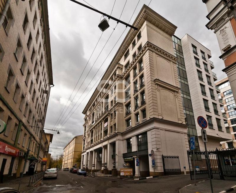 Продажа квартиры, ЖК Дом на Покровском бульваре, Казарменный пер, 3