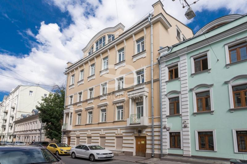 Продажа квартиры, Головин Б. пер, 13