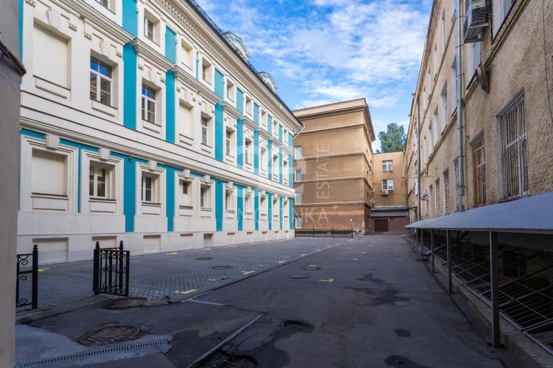 Продажа пентхауса, Знаменский М. пер, 7/10с2