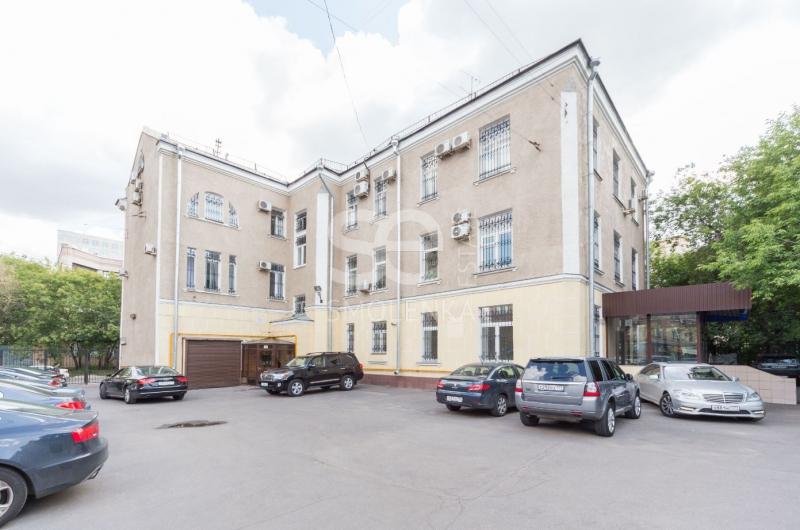 Аренда помещения свободного назначения, Трехгорный Б. пер, 15 с.1