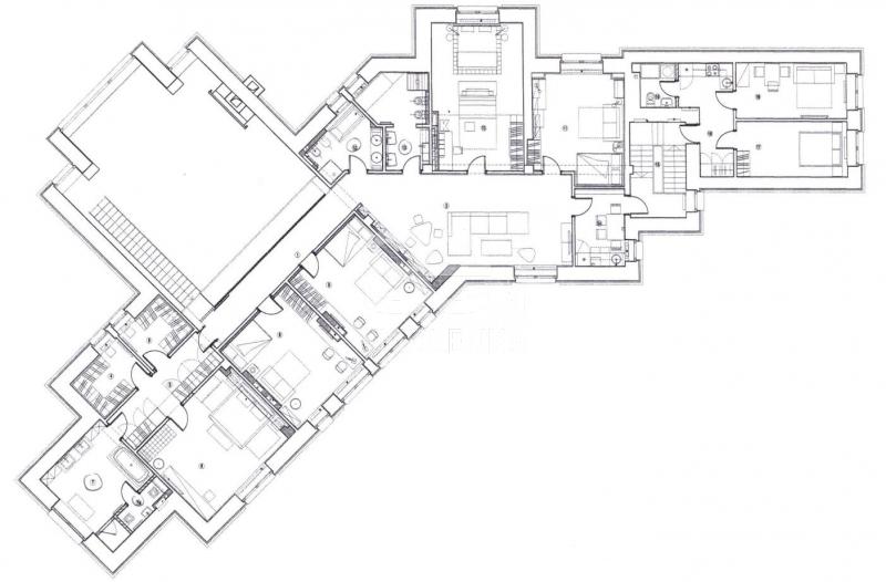 Sale House, Total area 1380 m2, Cottage Village Пестово, Дмитровское, Land area 41 acres