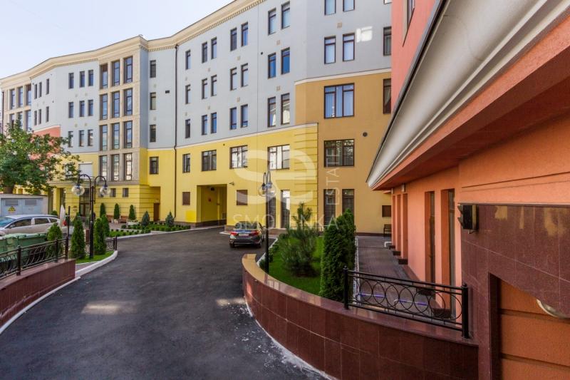 Продажа квартиры, ЖК Петровский Клубный Дом, Петровский б-р, 21