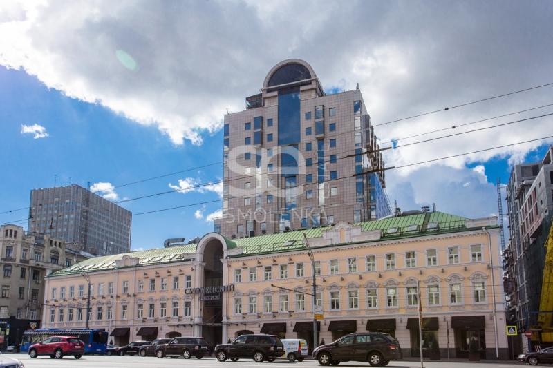 Аренда офиса, Смоленская пл, 3