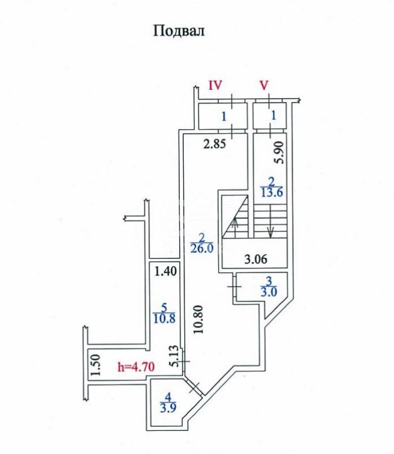 Продажа помещения свободного назначения, Нежинская ул, 1 к.1