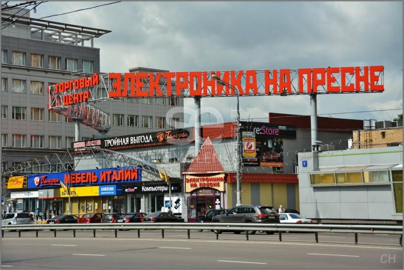 Продажа торгового помещения, Звенигородское ш, 4