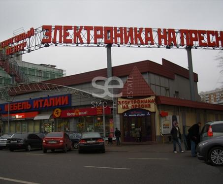 Продажа здания, Звенигородское ш, 4