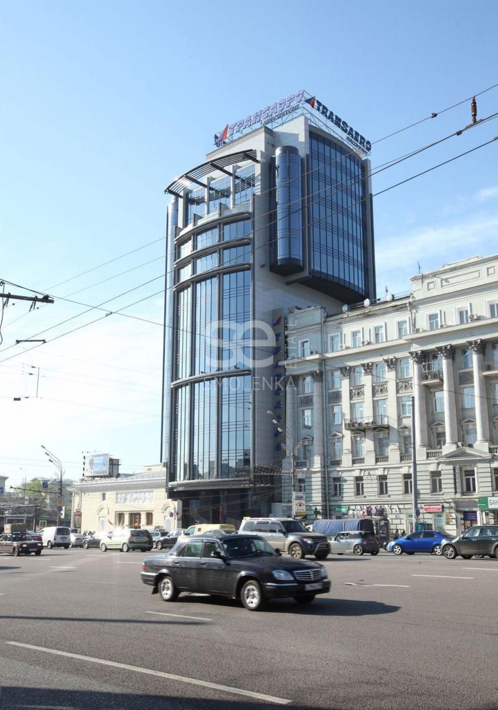 Аренда офиса, Зубовский б-р, 11А