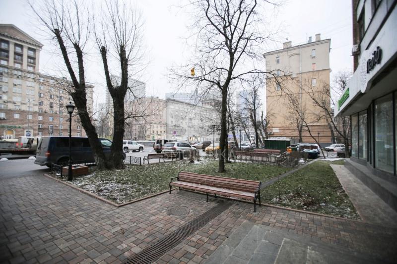 Аренда торговой площади, Новинский пер, 15
