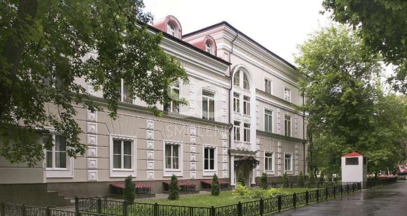 Продажа ОСЗ / особняка, Делегатская ул, 7с1