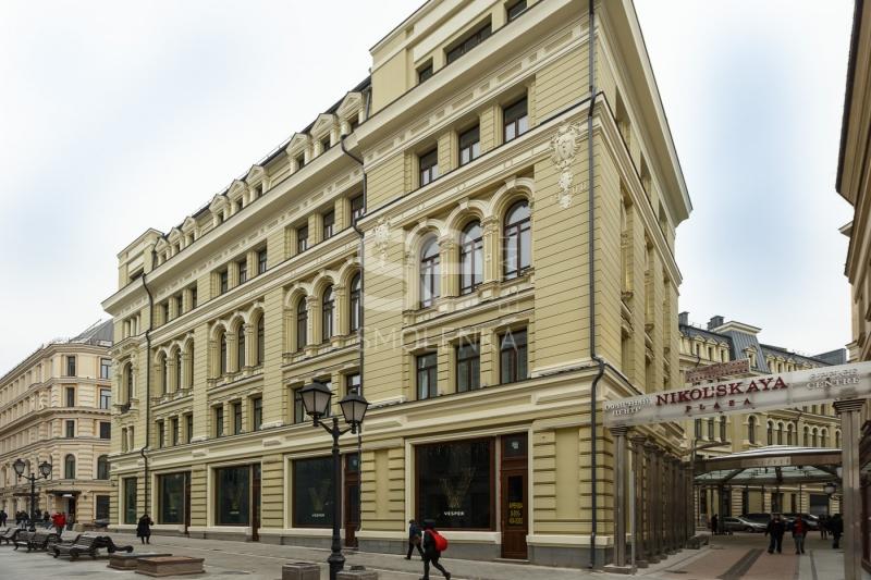 Продажа апартаментов, ЖК St. Nickolas, Никольская ул, 10