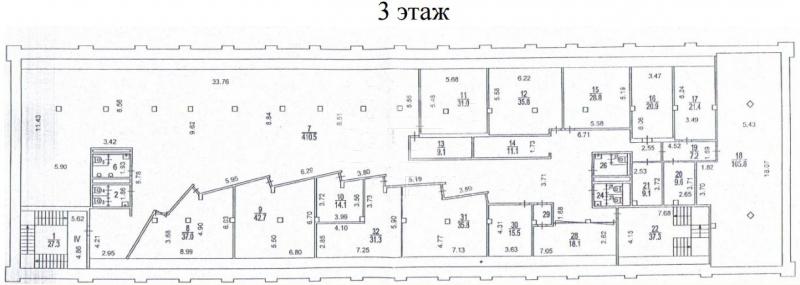 Аренда помещения свободного назначения, Самокатная ул, 1 стр 21