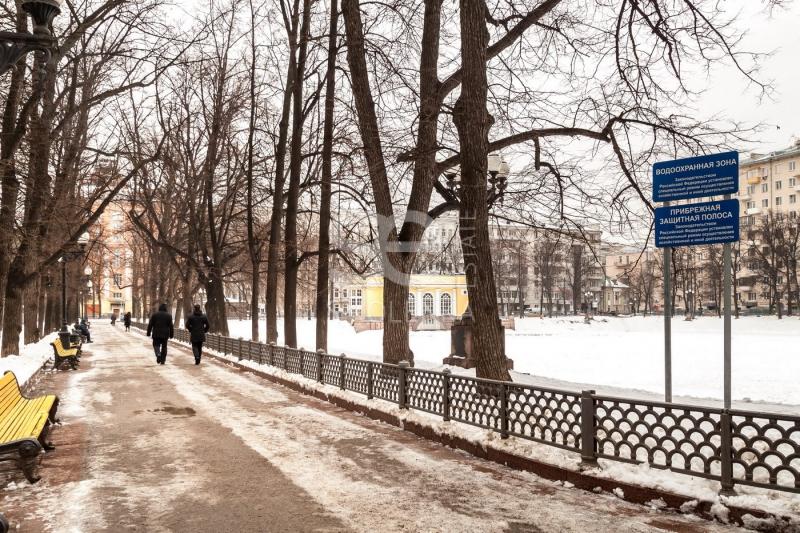 Аренда квартиры, ЖК Патриарх, Бронная М. ул, 44