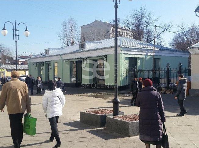 Продажа торгового помещения, Пятницкая ул, 31/2с5