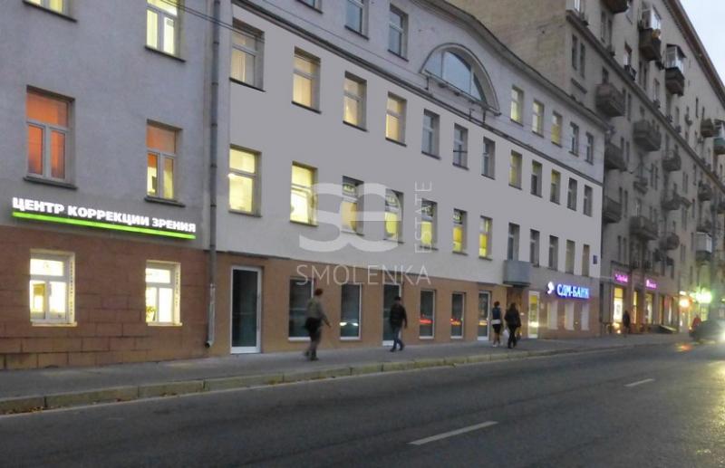 Аренда торговой площади, Земляной Вал ул, 54с1