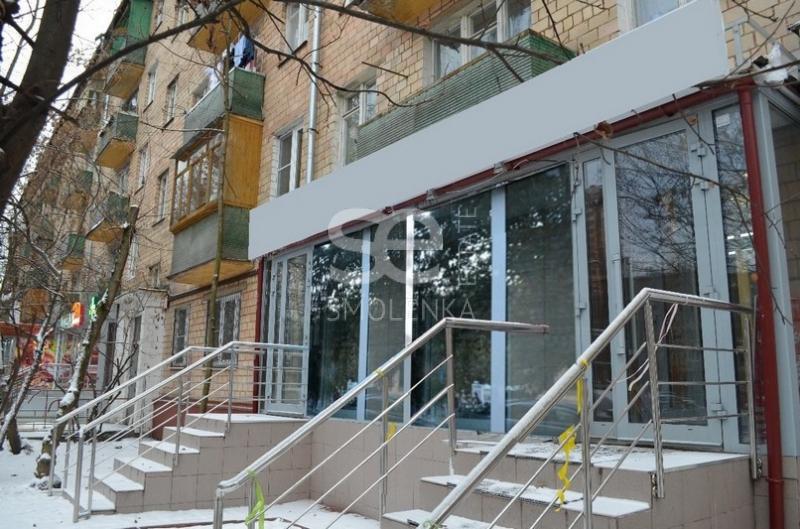 Продажа помещения свободного назначения, Парковая 9-я ул, 25