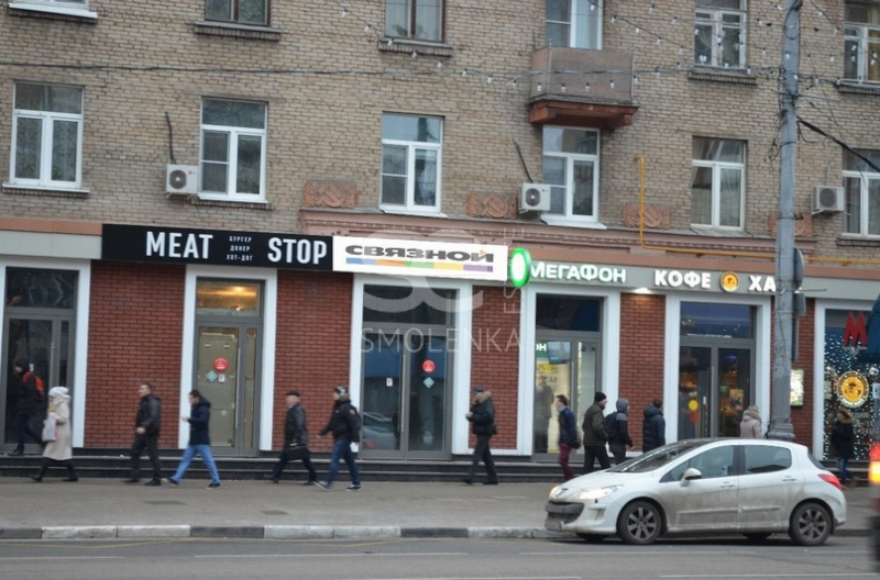 Продажа торгового помещения, Маршала Бирюзова ул, 16