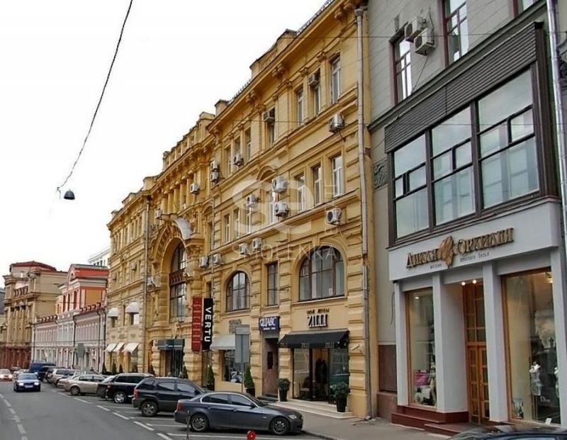 Продажа помещения свободного назначения, Кузнецкий Мост ул, 19с1