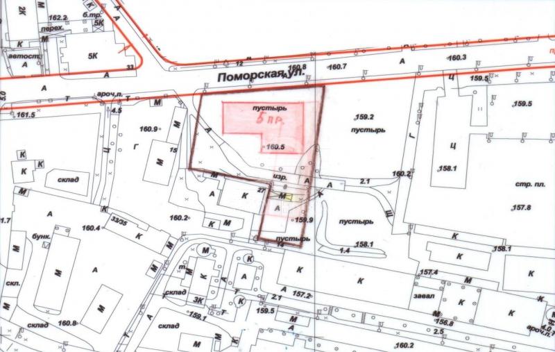 Продажа торгового помещения, Поморская ул, 5А