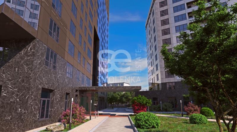 Продажа квартиры, площадь 52.1 кв.м., 2 этаж, ЖК Дыхание, Дмитровское ш, 13А