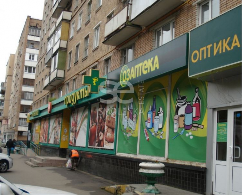 Продажа помещения свободного назначения, Серпуховский Вал ул, 5