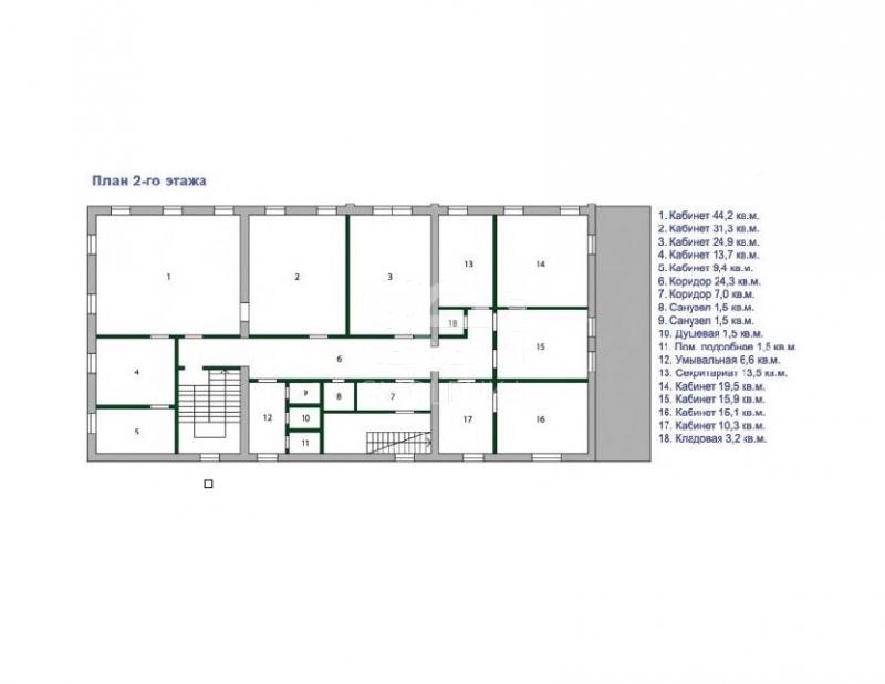 Продажа помещения свободного назначения, Сухаревский Б. пер, 17с2