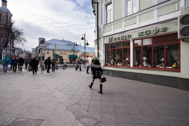 Продажа торгового помещения, Пятницкая ул, 29
