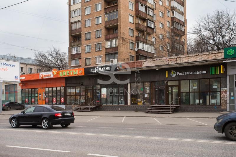 Продажа торговой площади, Семеновская Б. ул, 27к1