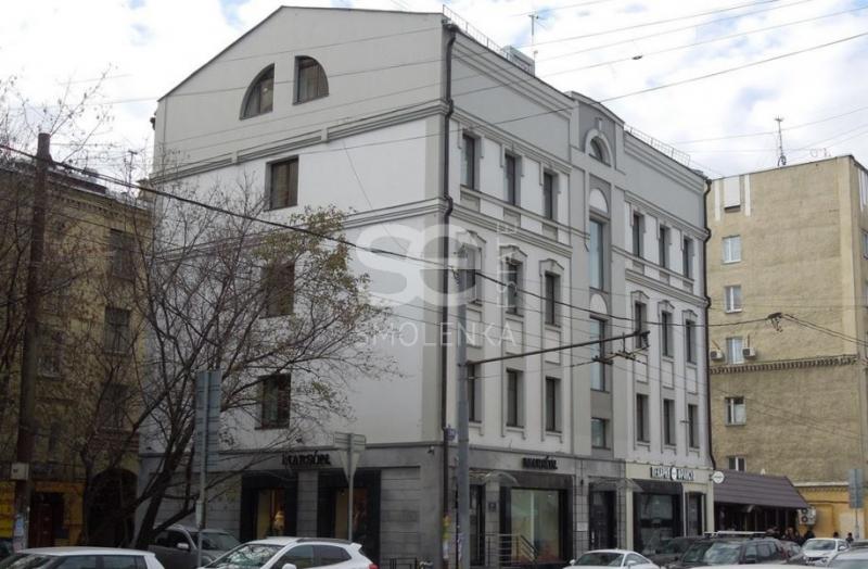 Продажа офиса, Брестская 2-я ул, 39 с2