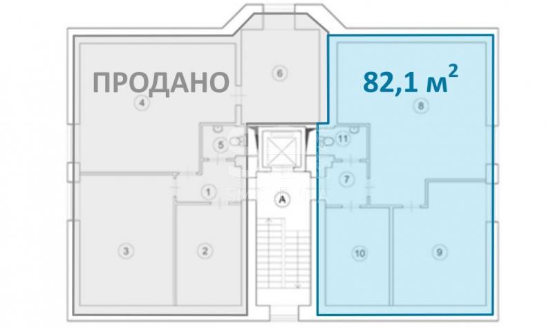 Продажа офиса, Брестская 2-я ул, 39с2