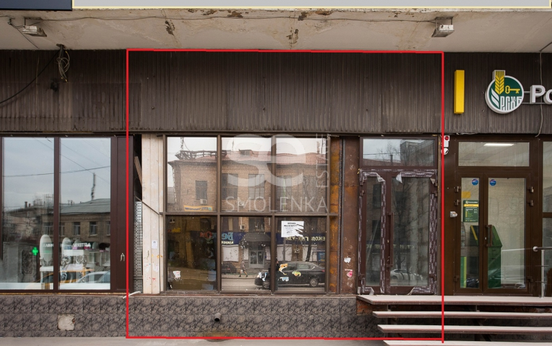 Аренда торгового помещения, Семеновская Б. ул, 27к1