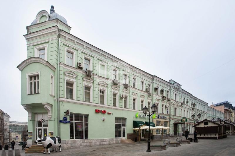 Продажа торгового помещения, Рождественка ул, 5/7