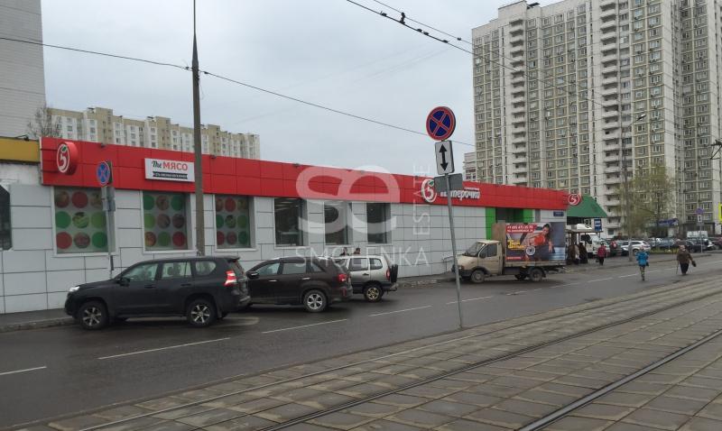 Продажа торговой площади, Менжинского ул, 23к1