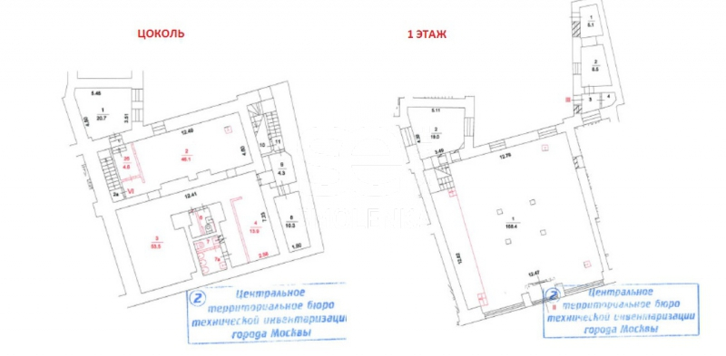 Продажа торгового помещения, Кузнецкий Мост ул, 6к3с3