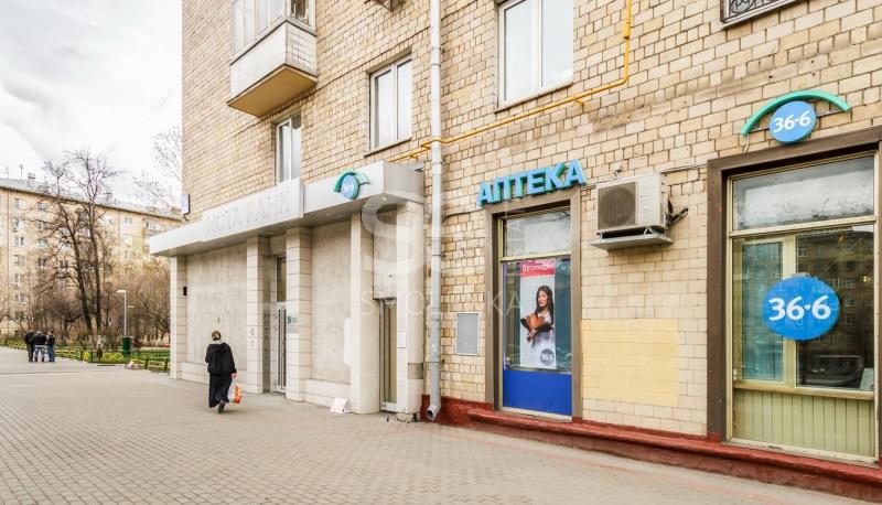 Аренда торгового помещения, Ленинский пр-кт, 73к8