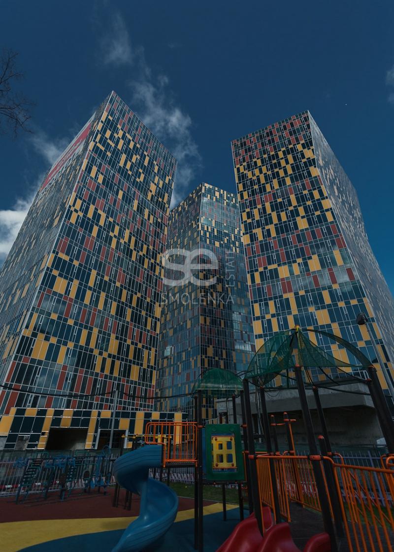Продажа квартиры, ЖК Sky House (Скай Хаус), Мытная ул, 40к4