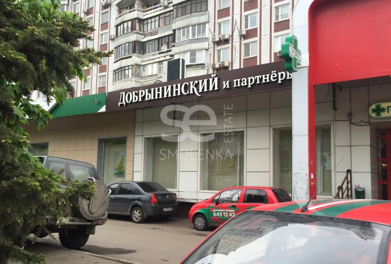 Продажа торгового помещения, Рублевское ш, 28к1