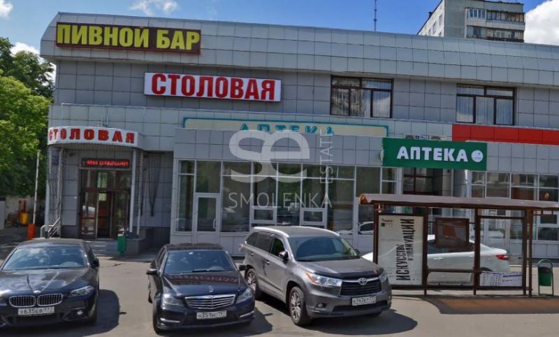 Аренда торгового помещения, Цандера ул, 7к2А