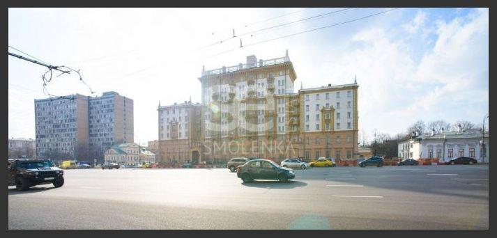 Продажа помещения свободного назначения, Новинский б-р, 20